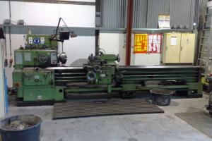 Big milling machine